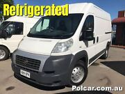 2008 Fiat Ducato MAXI Refrigerated White Manual Woodville Park Charles Sturt Area Preview