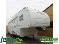 2008 Palomino Thoroughbred 29' Model F-829RL