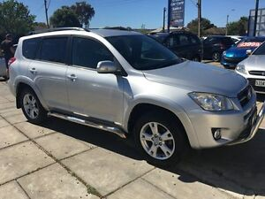 2009 Toyota RAV4 ACA33R MY09 Cruiser Silver 4 Speed Automatic Wagon Park Holme Marion Area Preview