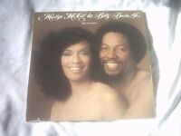 Vinyl LP The Two Of Us – Marilyn McCoo & Billy Davis Jr US Pressing ABC AB1026 Stereo