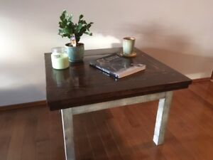 Coffee Table and Bench