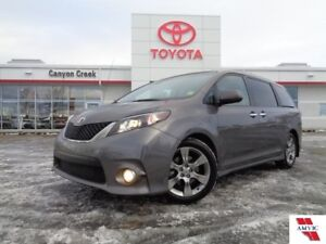 2014 Toyota Sienna SE V6 W/ REAR POWER LIFT GATE