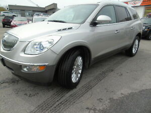 2008 Buick Enclave /Leather /7 passenger/AWD