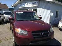 2007 Hyundai Santa Fe Fully Certified and E-tested!
