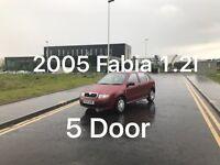 £775 2005 Skoda Fabia 1.2l* like corsa fiesta clio punto micra yaris fiesta polo ka 207 107