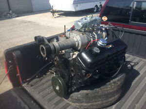 468 ci supercharged big block chevy 600 plus hp