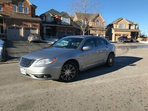 2013 Chrysler 200 Sedan *Lubrico Warranty,RTX Baron Rims,Woofers