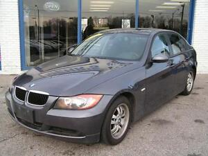 2007 BMW 3 Series 323i 4Dr Sedan Loaded Great Cond. Only 134k