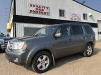 2011 Honda Pilot EX-L Navigation Sunroof $15900 Red Deer Alberta Preview