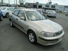 2003 Nissan Pulsar N16 MY03 ST Gold 4 Speed Automatic Sedan Coopers Plains Brisbane South West Preview