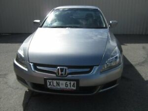 2006 Honda Accord 40 VTi Silver Grey 5 Speed Automatic Sedan Windsor Gardens Port Adelaide Area Preview