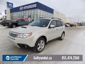 2012 Subaru Forester LEATHER, SUNROOF, AWD