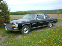 1981 Cadillac Fleetwood Coupe