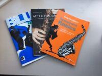 SAXOPHONE MUSIC BOOKS - BEGINNER/GRADE 2-3?