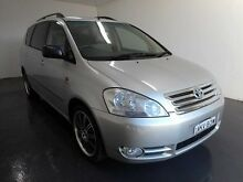 2002 Toyota Avensis Verso ACM20R Ultima Silver Automatic Wagon Blair Athol Campbelltown Area Preview