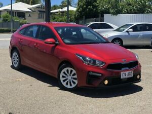 2019 Kia Cerato BD MY20 SI Red 6 Speed Sports Automatic Hatchback Chermside Brisbane North East Preview