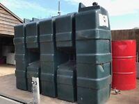 Titan R1225TT tank - 1225 litres- 1700mm L - 720mm W - 1400mm H