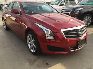 2014 Cadillac ATS SEDAN RWD (ONLY 36,000 KMS!) SUNROOF