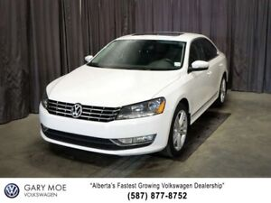 2015 Volkswagen Passat 1.8 TSI Highline, Heated seats, Back up c