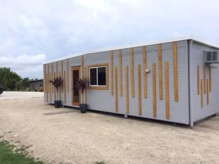 Relocatable Granny Flat / Demountable Cabin / Tiny House 1 Bedroo