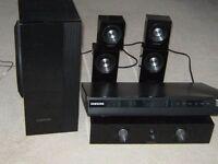 ! SAMSUNG SURROUND SOUND SYSTEM !