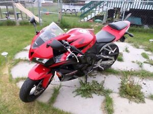 Honda CBR 600RR Low Kms