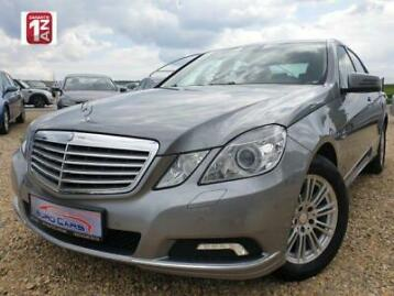 Mercedes-Benz E 220 CDI BE Elegance ...