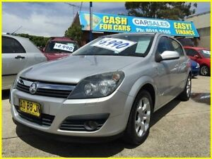 2006 Holden Astra AH MY07 CDX Silver 4 Speed Automatic Hatchback Kogarah Rockdale Area Preview