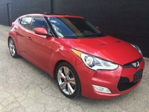 2013 Hyundai Veloster w/Tech Package Navi back up camera $11,000