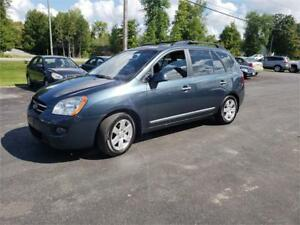 2009 Kia Rondo EX w/3rd Row Safetied 138k we finance