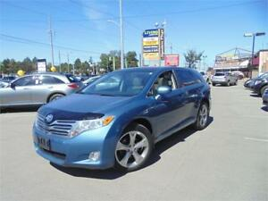 2011 TOYOTA VENZA AWD **CAMERA**V6,SUNROOF