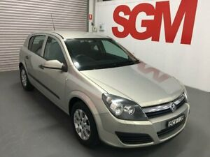 Holden Astra CD Hatch 2007 AUTOMATIC Seven Hills Blacktown Area Preview