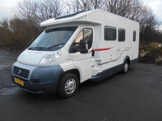 Original Used Caravans Motorhomes For Sale Rv Bristol Swift Wheels Forward Used