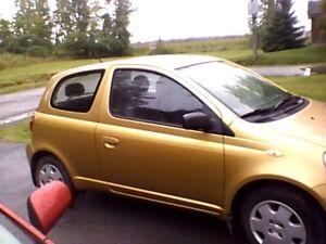 2005 Toyota Echo Coupé (2 portes)