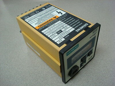 Used Siemens 9330dc-100-1bzzza Ion Access Power Meter With Modem