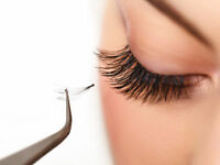 EYELASH EXTENSIONS SPECIAL $49.9- BOOK NOW 100% MINK LASHES