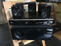 LG surround system 3D Blu Ray Home Cinema