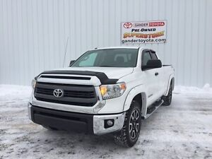 2014 Toyota Tundra 4x4 Double Cab SR 4.6L TRD Offroad Pkg - with