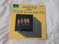 Vinyl LP Dance With The Shadows Columbia 33SX1619 Mono