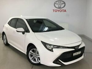 2018 Toyota Corolla Mzea12R Ascent Sport White 10 Speed Constant Variable Hatchback West Ryde Ryde Area Preview
