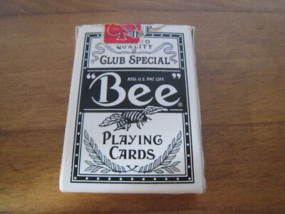 STARDUST CASINO CLUB SPECIAL BEE PLAYING CARDS