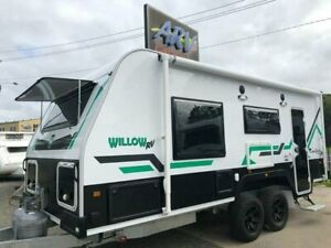 2019 WILLOW RV CONIFER 5528X 2 AXLE Eden Bega Valley Preview