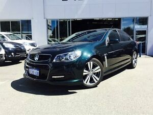 2014 Holden Commodore VF SV6 Regal Peacock 6 Speed Automatic Sedan Beckenham Gosnells Area Preview