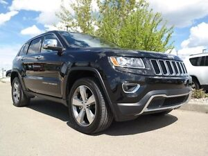 2016 Jeep Grand Cherokee Limited**4x4**Power Sunroof**Front & Re