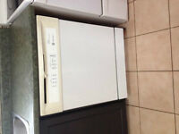 GE white dishwasher for sale  (make an offer)
