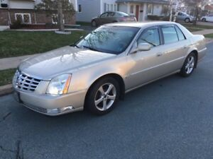 2007 Cadillac DTS NORTHSTAR V8 SEDAN