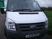 Ford Transit 2.2 FSH CL, EW, Immobiliser, Excellent Condition Bennett Van Sales