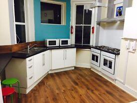 ** Single room, refurbished flat, central location ***