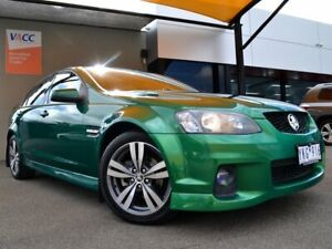 2011 Holden Commodore VE II SV6 Poison Ivy 6 Speed Sports Automatic Sedan Fawkner Moreland Area Preview