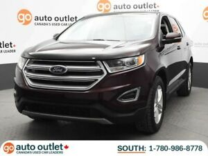 2017 Ford Edge SEL, Panoramic Sunroof, Push Start Button, Nav, H
